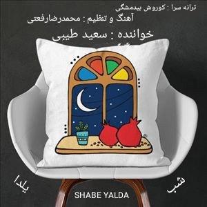 دانلود آهنگ جدید سعید طیبی شب یلدا
