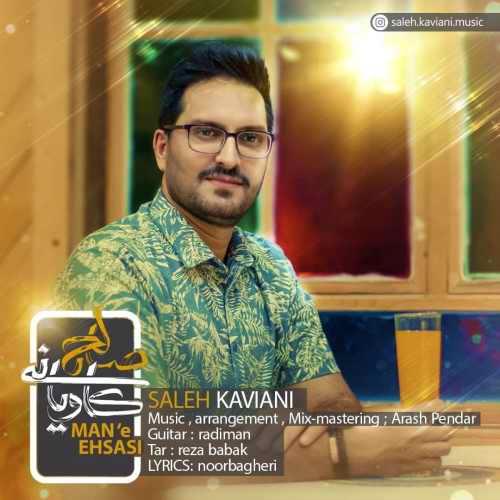 دانلود آهنگ جدید صالح کاویانی منه احساسی